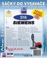 Sáčky do vysavače Bosch BSA 2000 - 2999 Solitaire, Speedy 6ks