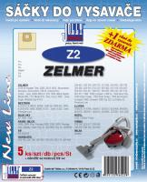 Sáčky do vysavače Zelmer 01Z014 Voyager Twix 5ks