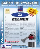 Sáčky do vysavače Zelmer Voyager Twix 01Z014 5ks