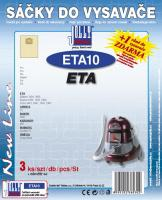 Sáčky do vysavače Eta 0441 Sirius 3ks