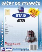 Sáčky do vysavače Eta 1404 Neptun 3ks