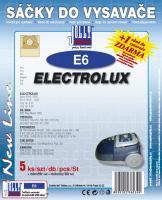 Sáčky do vysavače Electrolux Org. Gr. E 65 5ks