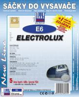 Sáčky do vysavače Electrolux Org. Gr. E 51 5ks