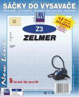 Sáčky do vysavače Zelmer Wodnik Profi 5 System 5ks