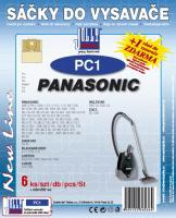 Sáčky do vysavače Panasonic MC 1000-1199 5ks