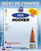 Sáčky do vysavače Hoover Red Zac 6ks