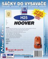 Sáčky do vysavače Hoover Telios Plus TTE 2407 6ks