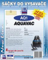 Sáčky do vysavače Aqua Vac Aqua Fam 1000, 2000 4ks