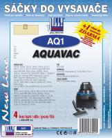 Sáčky do vysavače Aqua Vac Max7 4ks