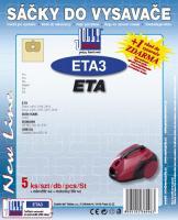 Sáčky do vysavače Eta 0415 Arcus 5ks