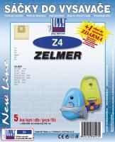 Sáčky do vysavače Zelmer Flip 322 Serie 5ks