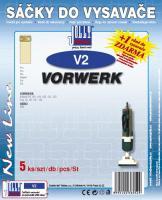 Sáčky do vysavače Vorwerk Kobold VK 122 5ks