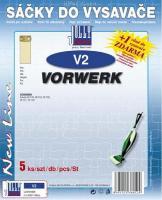 Sáčky do vysavače Vorwerk Kobold VK 120, 121 5ks