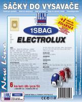 Sáčky do vysavače Electrolux Org. Gr. E 200, 201b, 202 6ks