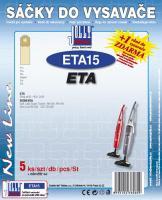 Sáčky do vysavače Rowenta Slim Line RH 500-520 5ks