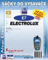 Sáčky do vysavače Electrolux Lux, Lux Royal 4ks