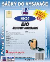 Sáčky do vysavače EIO Classic Crome, Classic Crome Solid 5ks
