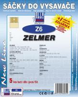 Sáčky do vysavače Zelmer Compact 1200 - 1250 5ks