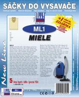 Sáčky do vysavače Miele Premium 5000 5ks