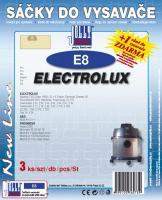 Sáčky do vysavače Electrolux Org. Gr. E 72 B 3ks