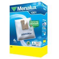 Sáčky do vysavače MENALUX 1001 syntetické, 4 ks a 2 filtry