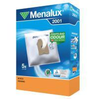 Sáčky Menalux 2001 do vysavače Bosch typ K, syntetické, 5ks + filtr
