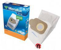 Sáčky do vysavače Menalux 2112 pro vysavače Rowenta Silence Force 4A, 5ks + filtr