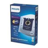 Sáčky do vysavače Philips S-Bag FC8027/01 Ultra Long Performance 3ks