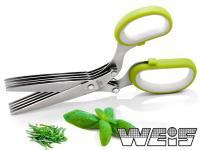 Kuchyňské nůžky na bylinky Weiss