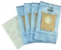 Sáčky proti zápachu Anti-Odour typ S-Bag pro Electrolux, AEG, Philips - Worwo ELMB01AO