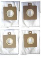 Sáčky do vysavače ROWENTA Compacteo, Rowenta Compacteo Ergo Series mikrovlákno, 4 ks
