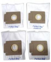 Sáčky do vysavače Worwo EMB01K, 4 ks mikrovlákno