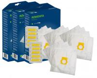 Sáčky do vysavače ROWENTA Silence Force RO 4627 12 ks, 3 filtry, 5x vůně megapack mikrovlákno