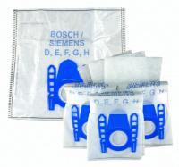 Sáčky do vysavače BOSCH BS 55 mikrovlákno 12ks,filtry