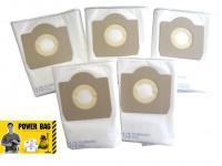 Sáčky do vysavače Wirexim SA 12 5 ks, mikrovlákno - průmyslové