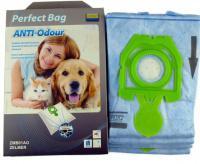 Sáčky Perfect Bag ZMB01AO, anti zápachové, mikrovlákno 4ks a filtr