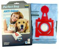 Sáčky Perfect Bag ZMB03AO Anti-Odour mikrovlákenné, 4 ks a filtr