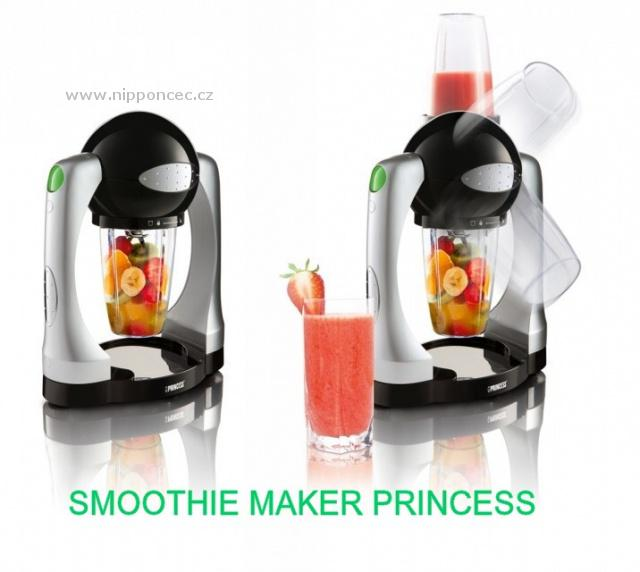 Smoothie maker Princess v akci!
