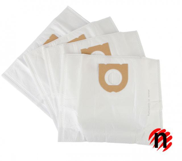 Sáčky do vysavače OMEGA Carat Serie BSS 15 4ks textilní