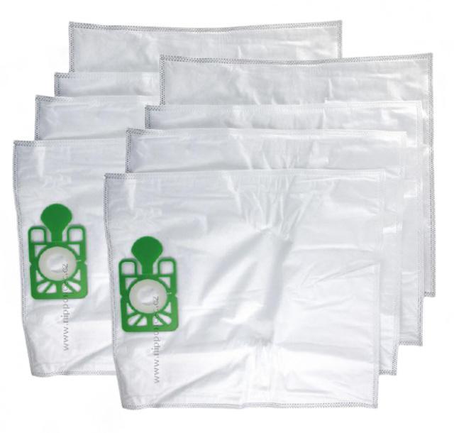 JOLLY Textilní sáčky N1 MAX 8 ks pro NUMATIC HVR 200-11 Henry