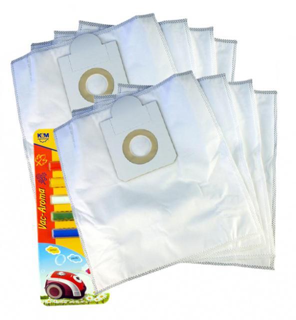 Sáčky do vysavače SENCOR SVC 9000BK 8ks textilní