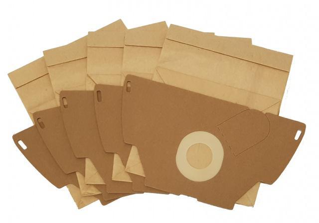Sáčky do vysavače TORNADO E49 papírové 5ks