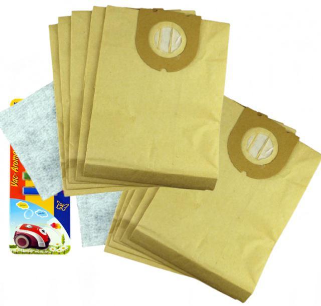 Sáčky do vysavače ETA 0412 Aquill 10ks papírové