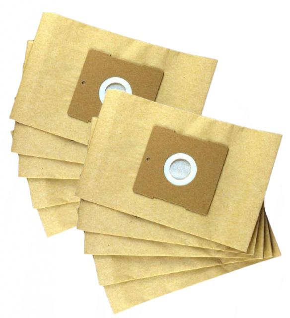 Sáčky do vysavače ECG VP 878 10ks papírové