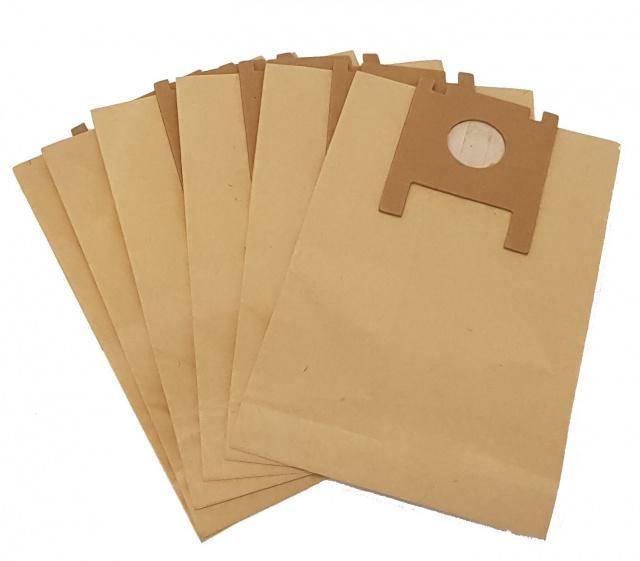 Sáčky do vysavače ROWENTA ZR 455 6ks papírové