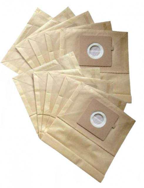 Sáčky do vysavače LG ELECTRONICS VC 3B 51, 52 Turbo Delta 10ks papírové, filtry
