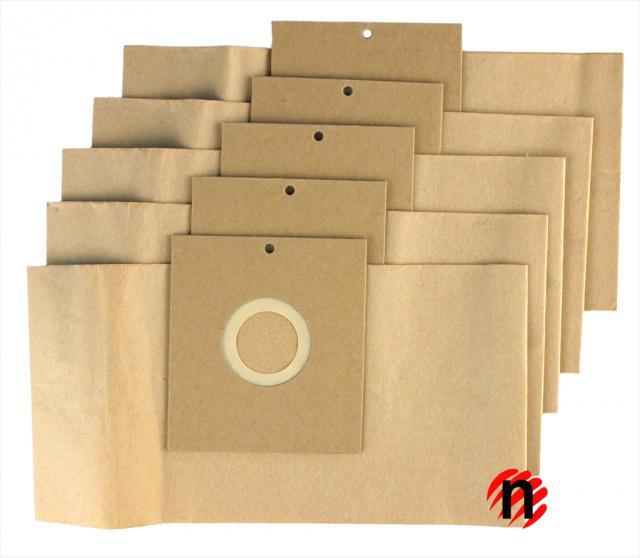 Sáčky do vysavačů KAMBROOK KVC 900 5ks papírové