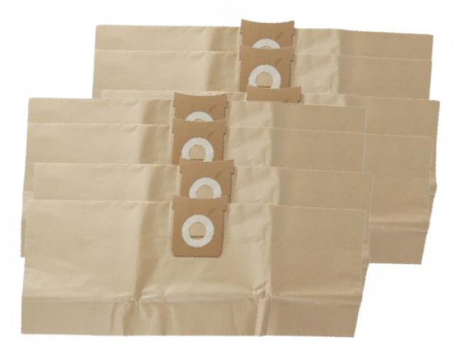 Sáčky do vysavače SHOP VAC Plus 1000, 1001 papírové 8ks