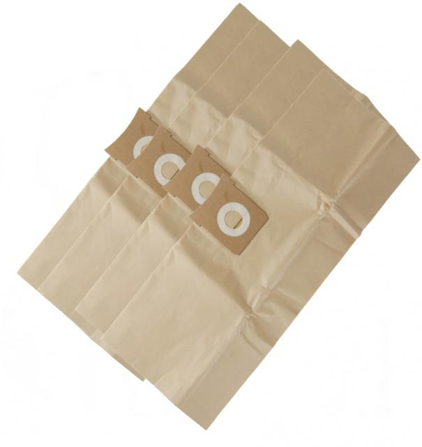 Sáčky do vysavače SHOP VAC Omega papírové 4ks