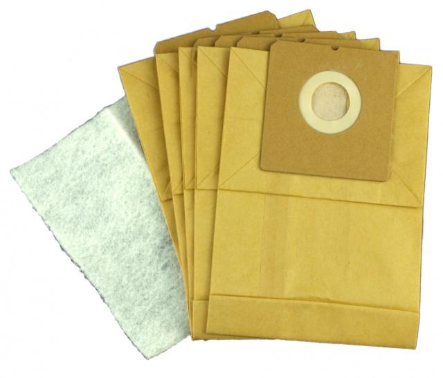 Sáčky do vysavače SENCOR SVC 45 papírové 5ks